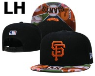 MLB San Francisco Giants Snapback Hat (121)