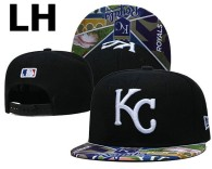 MLB Kansas City Royals Snapback Hat (58)