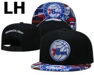 NBA Philadelphia 76ers Snapback Hat (40)