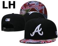 MLB Atlanta Braves Snapback Hat (101)
