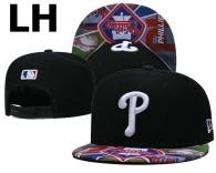 MLB Philadelphia Phillies Snapback Hat (42)
