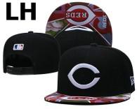 MLB Cincinnati Reds Snapback Hat (66)