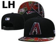 MLB Arizona Diamondbacks Snapback Hat (10)