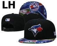 MLB Toronto Blue Jays Snapback Hat (97)