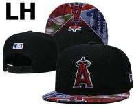 MLB Los Angeles Angels Snapback Hat (58)