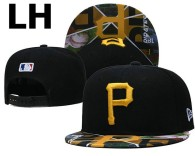 MLB Pittsburgh Pirates Snapback Hat (64)