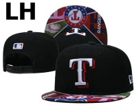 MLB Texas Rangers Snapback Hat (52)