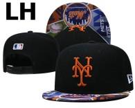 MLB New York Mets Snapback Hat (32)