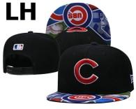 MLB Chicago Cubs Snapback Hat (37)