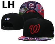 MLB Washington Nationals Snapback Hat (50)