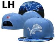 NFL Detroit Lions Snapback Hat (85)