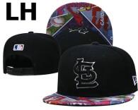 MLB St Louis Cardinals Snapback Hat (69)