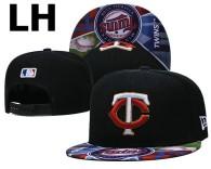 MLB Minnesota Twins Snapback Hat (24)