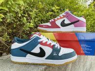 Authentic Parra X Nike SB Dunk Low