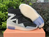 Authentic Nike Air Fear of God 1 String-Black