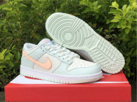 Authentic Nike Dunk Low Sail/Barely Freen/Voile