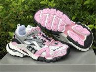 Balenciaga Track Trainers 4.0 Pink/Blue/Black/Grey