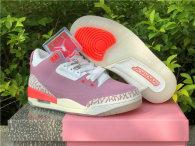 "Authentic Air Jordan 3 WMNS ""Rust Pink"""