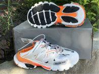 Balenciaga Track Trainers 3.0 White/Orange/Grey/Black/Blue