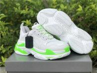 Balenciaga Triple-S Green/White