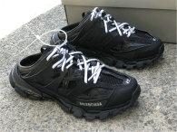 Balenciaga Track Trainers 3.0 Black/White/Rubber Sole