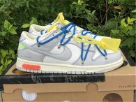 """Authentic Off-White x Nike Dunk Low """"10 to 50"""""""