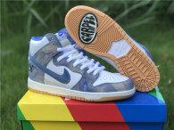 Authentic Carpet Company x Nike SB Dunk High