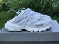 Balenciaga Track Trainers 3.0 White/Black (Slipper)