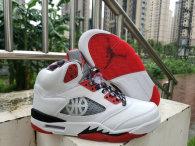 Air Jordan 5 shoes AAA (73)