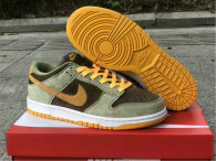 """Authentic Nike Dunk Low """"Dusty Olive"""""""