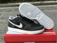 "Authentic Nike Dunk Low ""Zebra"""
