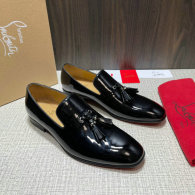 Christian Louboutin Leather Shoes (265)