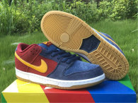 """Authentic Nike SB Dunk Low """"Barcelona"""""""
