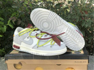 Authentic Off-White x Nike Dunk Low