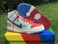 Authentic Ishod Wair x Magnus Walker x Nike SB Dunk High