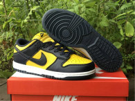 Authentic Nike Dunk Low Varsity Maize/Navy