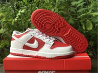"""Authentic Nike Dunk Low """"University Red"""""""