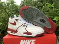 """Authentic Nike Air Flight 89 """"Team Red"""""""