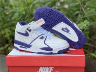 "Authentic Nike Air Flight 89 ""Court Purple"""