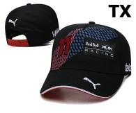 Red BuLL Snapback Hat (12)