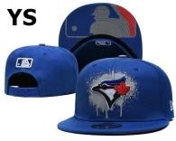MLB Toronto Blue Jays Snapback Hat (98)