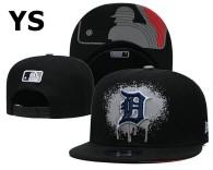 MLB Detroit Tigers Snapback Hat (55)