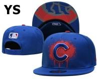 MLB Chicago Cubs Snapback Hat (38)