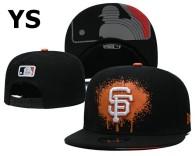 MLB San Francisco Giants Snapback Hat (122)