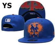 MLB New York Mets Snapback Hat (33)