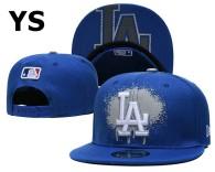 MLB Los Angeles Dodgers Snapback Hat (300)