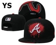MLB Atlanta Braves Snapback Hat (102)