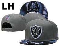 NFL Oakland Raiders Snapback Hat (541)