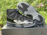 Authentic Air Jordan 11 Black/Noir