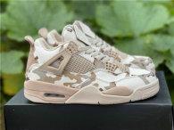 "Authentic Aleali May x Air Jordan 4 GS ""Camo"""